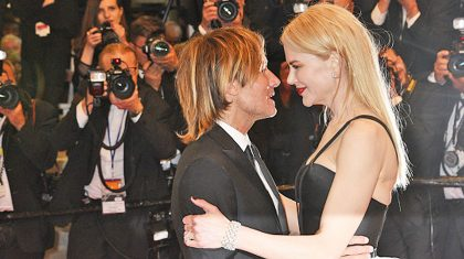 Keith Urban & Nicole Kidman Share Emotional Moment On The Red Carpet