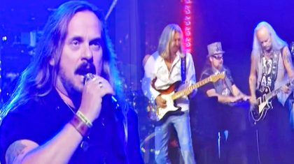 Late Night TV Gets A Southern Rock Wakeup Call With A Little 'Sweet Home Alabama'