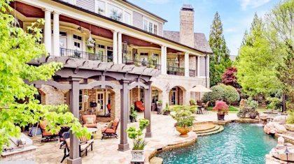 Look Inside One 'Blue Collar' Comedian's Gorgeous Georgia Estate