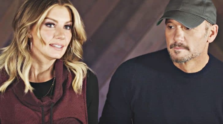 """Faith Hill Explains The One Thing That Would've Made Her """"Pack Her Bags"""" 