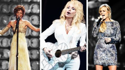 """5 Unforgettable Performances Of Dolly Parton's Classic, """"I Will Always Love You"""""""