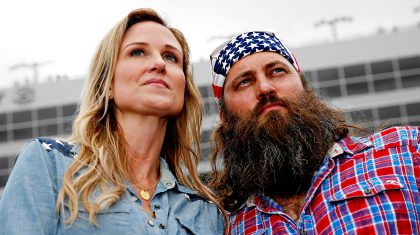 Korie Robertson Overwhelmed With Love In Her Time Of Need