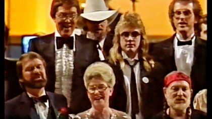 Revisit Country Music's Stunning 1983 Tribute To America At Constitution Hall
