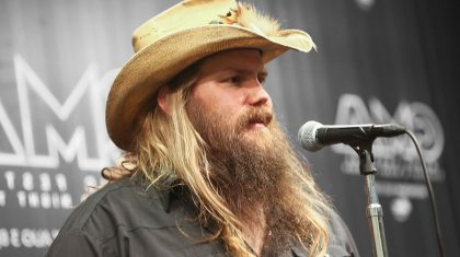 Chris Stapleton Makes Highly-Anticipated Announcement