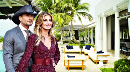 Tim McGraw & Faith Hill Give Exclusive Tour Of Their Private Island