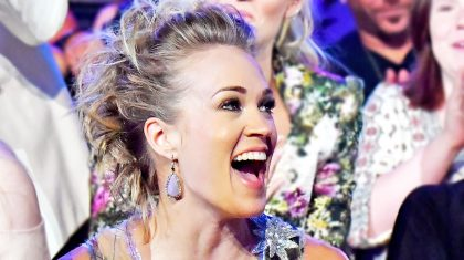 Carrie Underwood Shares Photo Of Adorable Animal Encounter