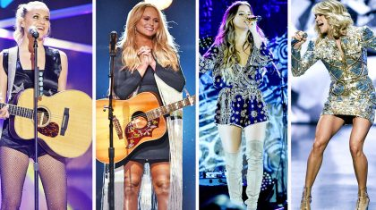 2017 CMT Award For 'Female Video Of The Year' Announced