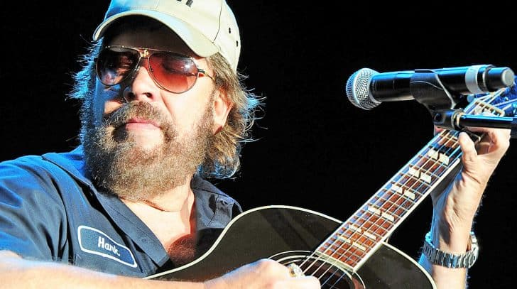 Waylon Jennings & Johnny Cash Get Immortalized By Hank Jr. In Acoustic Tribute | Country Music Nation