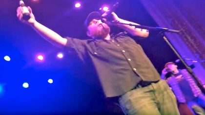 Rising Country Star Thrills Fans With Garth Brooks' 'Friends In Low Places'