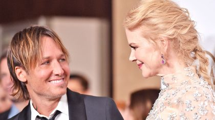 7 Of Keith Urban & Nicole Kidman's Sweetest Moments Caught On Camera