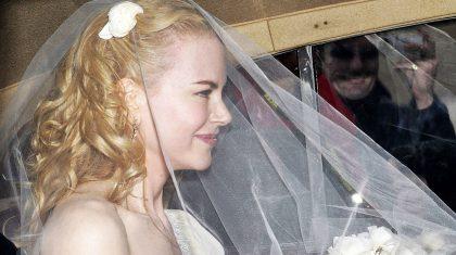 Nicole Kidman Wants To Give Away Her Wedding Dress