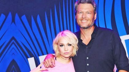 'Voice' Star Reveals What It's Really Like To Hang Out With Blake Shelton & Gwen Stefani