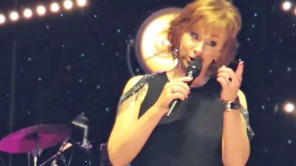 Reba McEntire Brings Down The House With Spunky Cover Of 'Me And Bobby McGee'