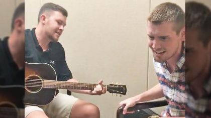 Scotty McCreery Makes Teen With Incurable Disease's 'Biggest Dream' Come True