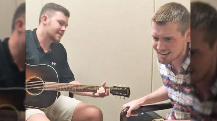 Scotty McCreery Makes Teen With Incurable Disease's 'Biggest Dream' Come True | Country Music Nation