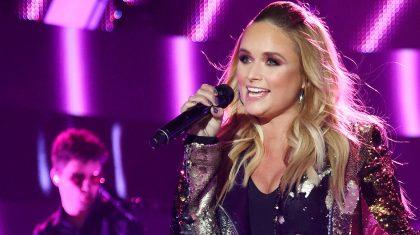 """Miranda Lambert Struts Her Stuff During Sassy """"Pink Sunglasses"""" Performance"""