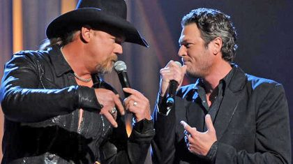 Trace Adkins Talks Joining Blake Shelton On 'The Voice'