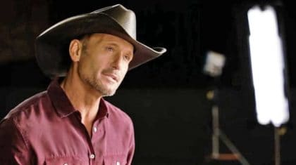 Tim McGraw Sends Prayers To 'Real Hero' John McCain In Heartbreaking Post