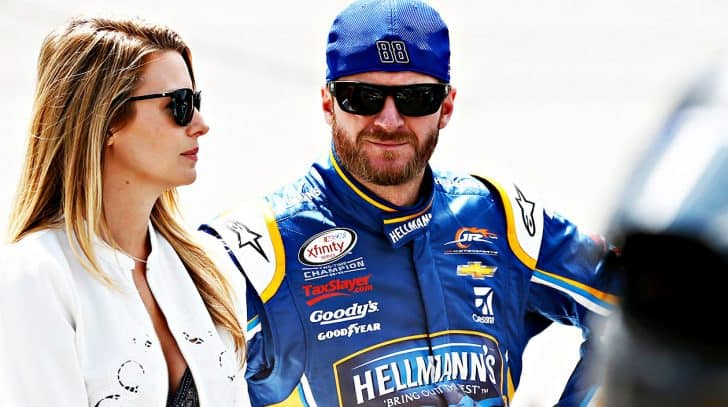 Dale Jr. & Wife Argued Over Retirement Plans   Country Music Nation