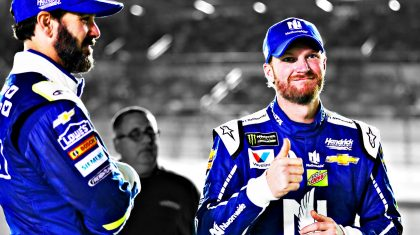 Dale Jr. Inks Multi-Year Deal Following Retirement