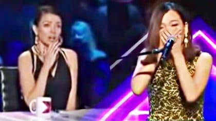 "Talented Girl Forgets Lyrics To ""Jolene"" But Kills The Audition Anyway"