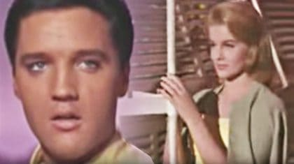 "This Deleted Scene From Elvis Presley's ""Viva Las Vegas"" Will Haunt You"