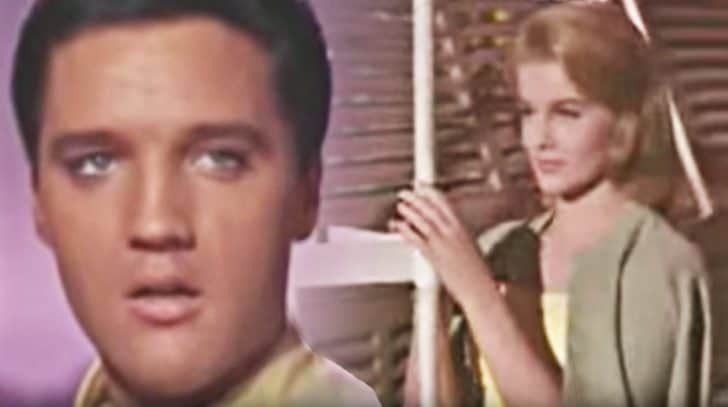 "This Deleted Scene From Elvis Presley's ""Viva Las Vegas"" Will Haunt You 