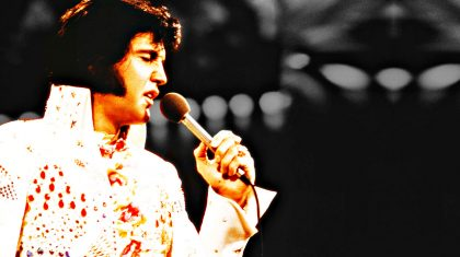 """Hear Elvis Presley's Chilling Isolated Vocal Track For """"Suspicious Minds"""""""