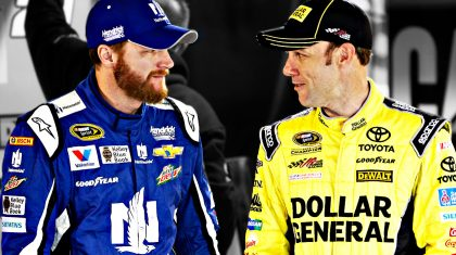 NASCAR Driver Expected To Replace Dale Jr. Finally Breaks Silence