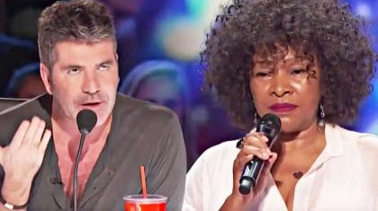 Simon Told Her To Stop Singing, But She Proved Him Wrong With A Different Song