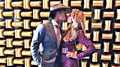 Tim McGraw Sneaks Sexy New Snapshot Of Faith Hill