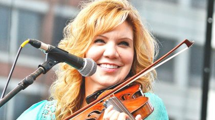7 Things You May Not Have Known About Alison Krauss