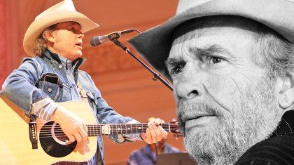 Dwight Yoakam Peacefully Sings 'Silver Wings' In Tribute To Merle Haggard
