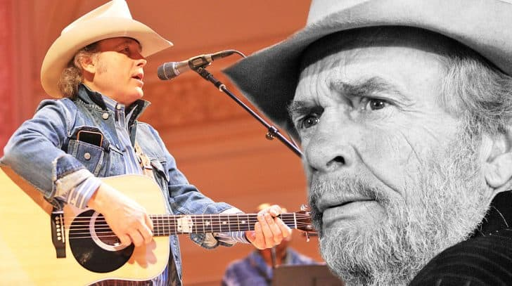 Dwight Yoakam Peacefully Sings 'Silver Wings' In Tribute To Merle Haggard | Country Music Nation