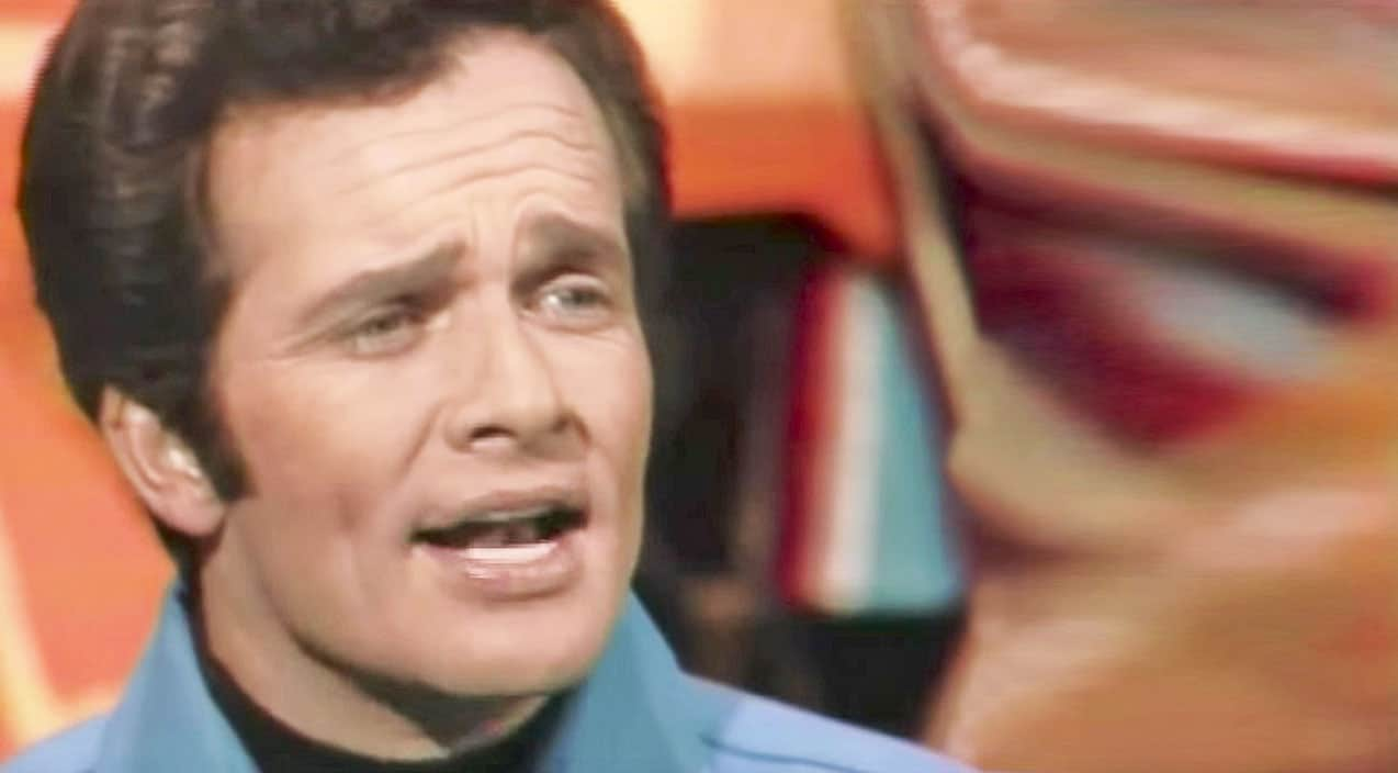 Watch A Young Merle Haggard Expertly Sing His Smash Hit