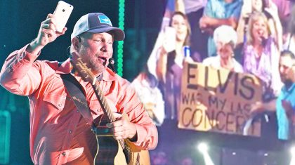Elderly Woman Whose Last Concert Was Elvis Presley Gets Epic Surprise From Garth Brooks