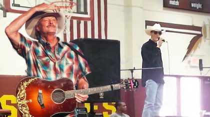 Teenager With Asperger's Wins School Talent Show After Impressive Alan Jackson Cover