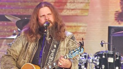 Jamey Johnson Leaves Crowd Mesmerized With Hank Williams Tribute