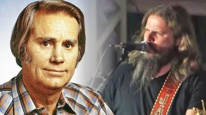 Jamey Johnson Honors The Great George Jones With Powerhouse Cover Of 'Still Doin' Time'