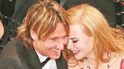 The Adorable Way Keith Urban Congratulated Nicole Kidman On Big Emmy Nominations