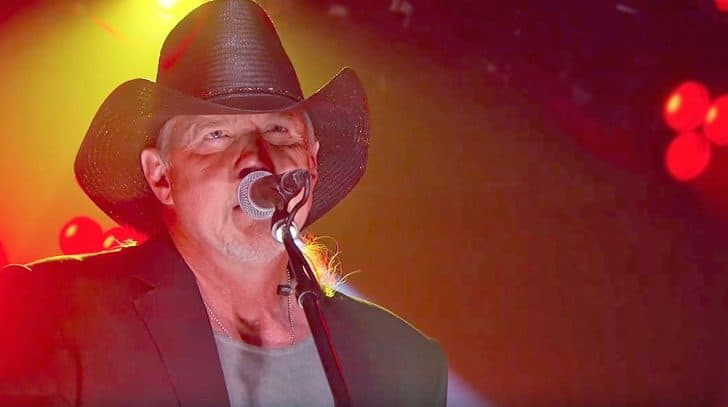 Late Night TV Gets A Pick-Me-Up Courtesy Of Trace's Scorching Track 'Something's Going On' | Country Music Nation
