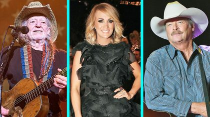 Your Favorite Country Stars' Middle Names Revealed