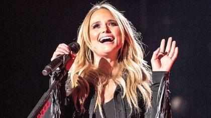 Miranda Lambert's Newest Album Reaches Major Milestone