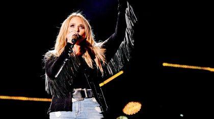 Miranda Lambert Performs Chill-Inducing Cover Of U2 Mega-Hit