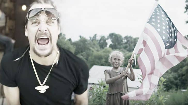 Kid Rock Has Scathing Message For Those Who Oppose Redneck Upbringing In New Music Video | Country Music Nation