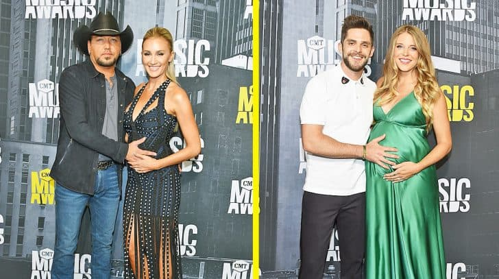 Oh Baby! Some Of Country's Biggest Stars Who Are Currently Expecting | Country Music Nation
