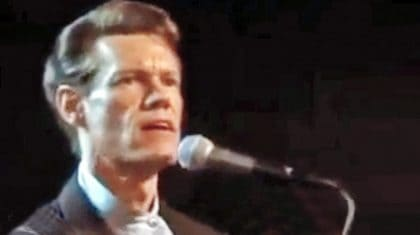 Randy Travis Embraces His Faith In Peaceful Performance Of 'Just A Closer Walk With Thee'