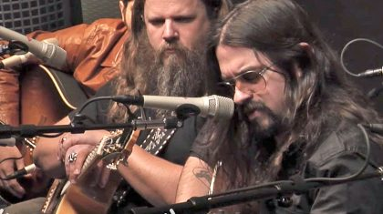 Shooter Jennings Gracefully Honors His Father Through Cover Of His 'Favorite' Song