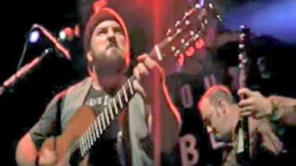 Zac Brown Steals The Show With Mind-Blowing Guitar Solo