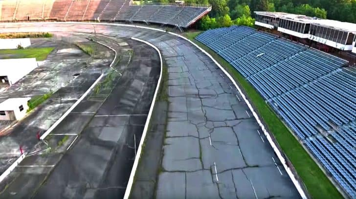 Rare Video Reveals The Historic Track NASCAR Abandoned | Country Music Nation